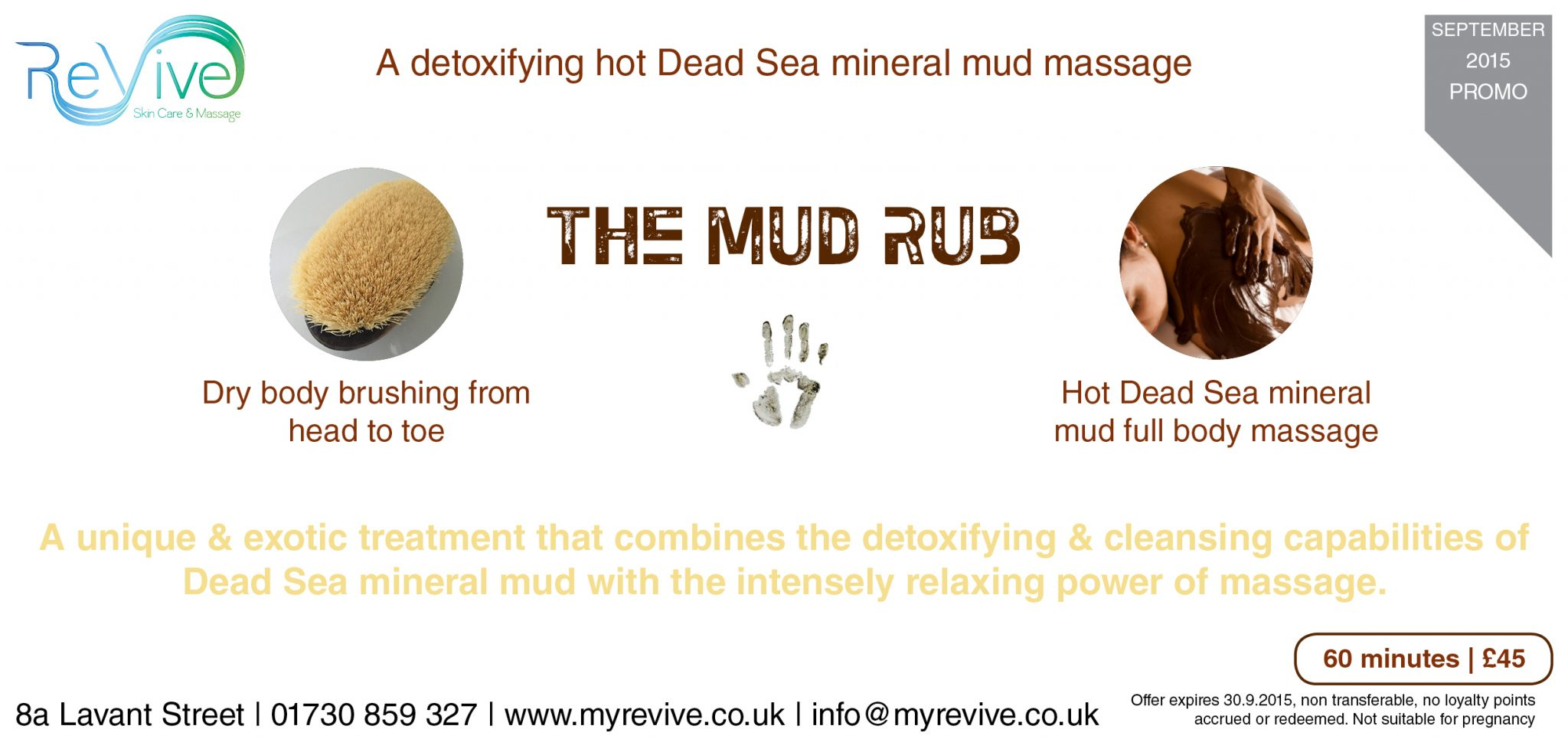 Mud Massage Petersfield