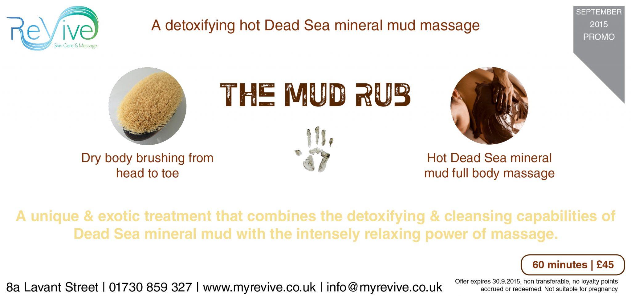 Mud Massage Petersfield