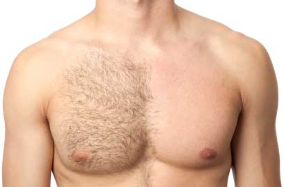 Male waxing Hampshire