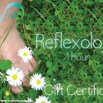 reflexology petersfield gift certificate