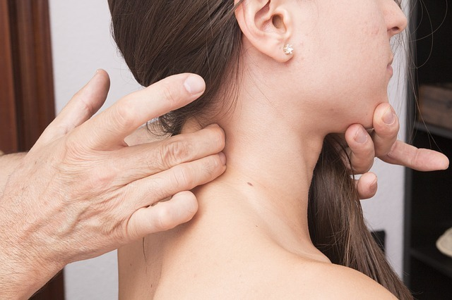 Neck pain Petersfield