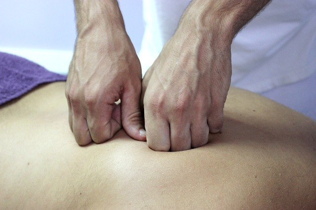sports massage for back pain
