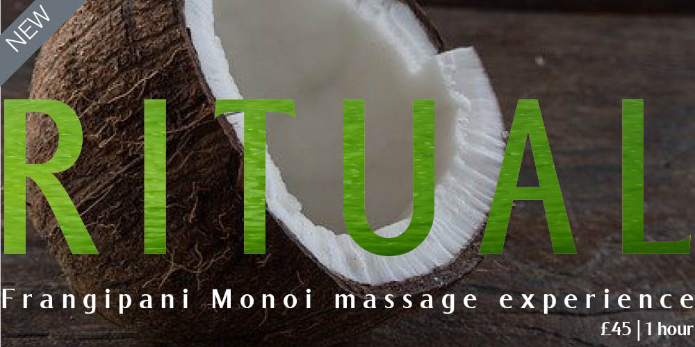 luxury massage in Petersfield