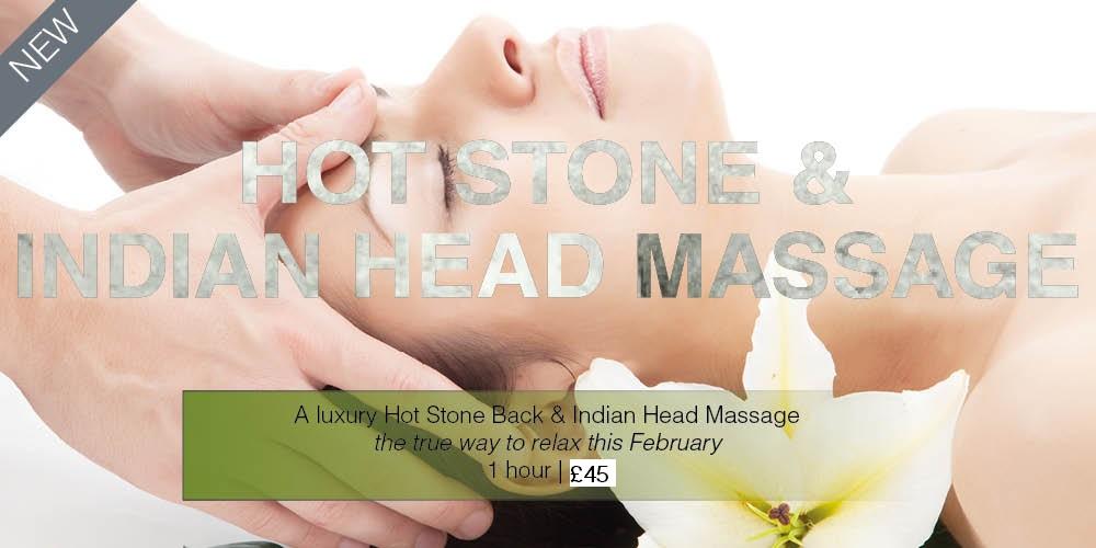back massage Petersfield